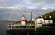 wallpaper January 2016 - Crinan Canal Lighthouse (SCO)