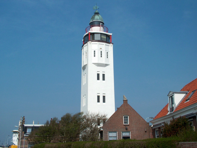 alter Leuchtturm Harlingen
